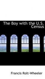 The Boy With the U.S. Census_cover