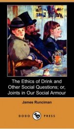 The Ethics of Drink and Other Social Questions_cover