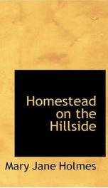 Homestead on the Hillside_cover