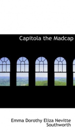 Capitola the Madcap_cover