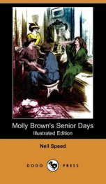 Molly Brown's Senior Days_cover