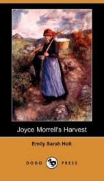 Joyce Morrell's Harvest_cover