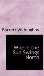 Where the Sun Swings North_cover