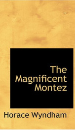 The Magnificent Montez_cover