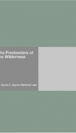 the freebooters of the wilderness_cover