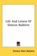 life and letters of simeon baldwin_cover
