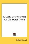 a story or two from an old dutch town_cover