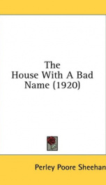 the house with a bad name_cover