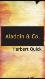 aladdin co a romance of yankee magic_cover