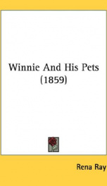 winnie and his pets_cover