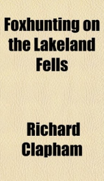 foxhunting on the lakeland fells_cover