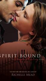 Spirit Bound _cover