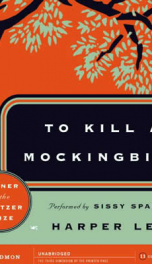 To Kill a Mockingbird _cover