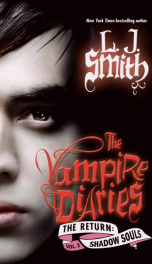 The Vampire Diaries. The Return. Shadow _cover