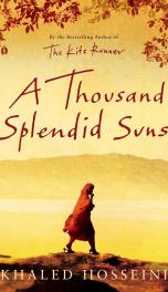 A Thousand Splendid Suns_cover