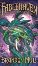 Fablehaven 4 - Secrets of the Dragon Sanctuary_cover