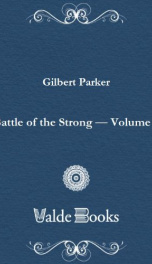battle of the strong volume 3_cover