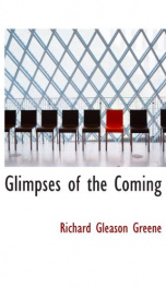 glimpses of the coming_cover