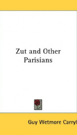 zut and other parisians_cover