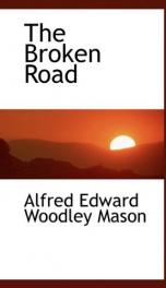 The Broken Road_cover
