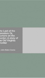 The Last of the Foresters_cover