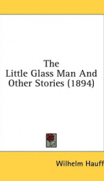 the little glass man and other stories_cover