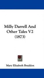 Milly Darrell and Other Tales_cover
