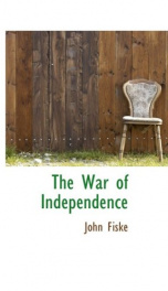 The War of Independence_cover