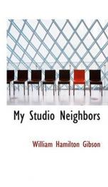 My Studio Neighbors_cover