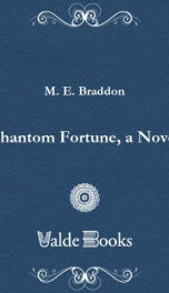 Phantom Fortune, a Novel_cover