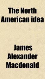 the north american idea_cover