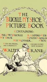 buckle my shoe picture book containing one two buckle my shoe a gaping wide_cover
