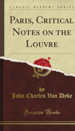 paris critical notes on the louvre_cover