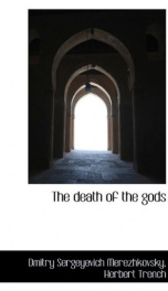 the death of the gods_cover