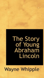 The Story of Young Abraham Lincoln_cover