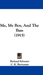 me my boy and the bass_cover