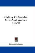 gallery of notable men and women_cover