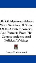 life of algernon sidney with sketches of some of his contemporaries and extract_cover