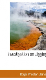 investigation on jigging_cover