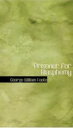 Prisoner for Blasphemy_cover