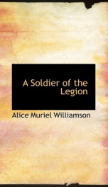 A Soldier of the Legion_cover