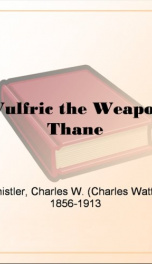 Wulfric the Weapon Thane_cover