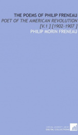 the poems of philip freneau poet of the american revolution_cover