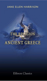 the religion of ancient greece_cover