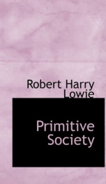 primitive society_cover
