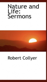 nature and life sermons_cover
