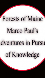 Forests of Maine_cover