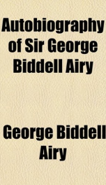 Autobiography of Sir George Biddell Airy_cover