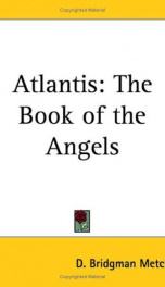 atlantis the book of the angels_cover