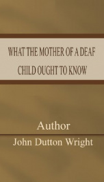 What the Mother of a Deaf Child Ought to Know_cover
